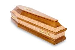 Гроб Шестигранник Корень Ясеня